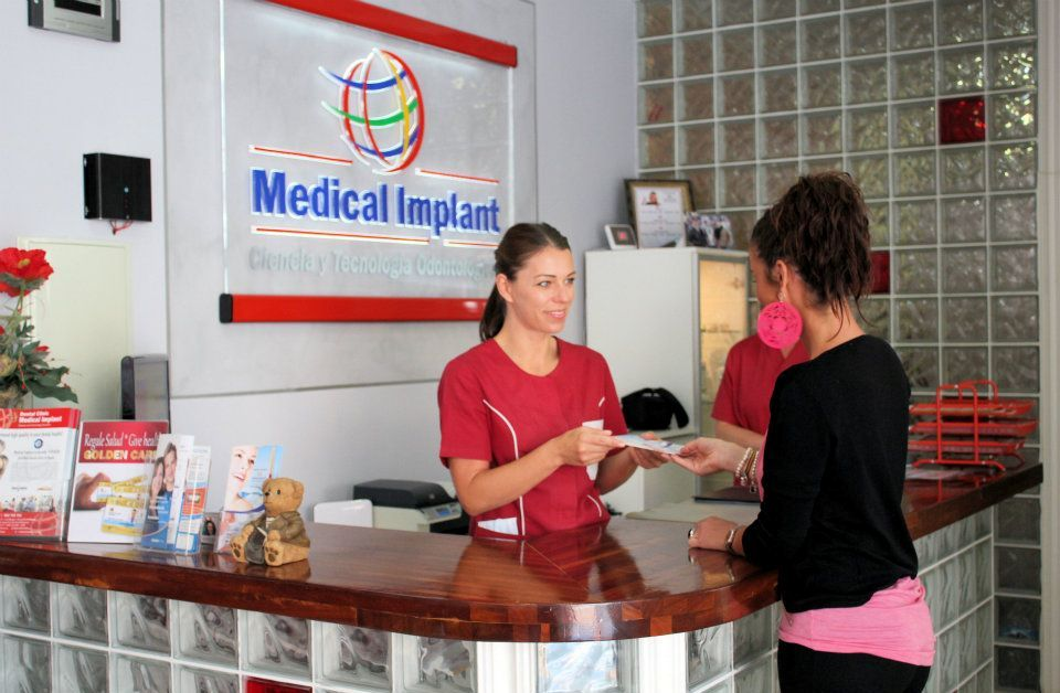 Medical implant los abrigos tenerife